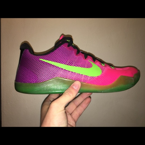 more photos 4e411 05da5 Nike Kobe 11 Mambacurial